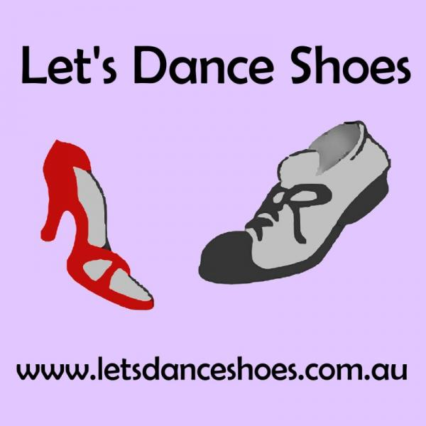 Let's Dance Shoes