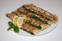 Authentic Turkish Gozleme